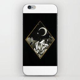 Crystal Cacti iPhone Skin