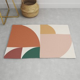 Abstract Geometric 10 Rug