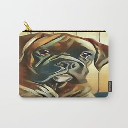 The Boxer Pup Carry-All Pouch