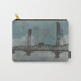 Hawthorne Bridge Carry-All Pouch