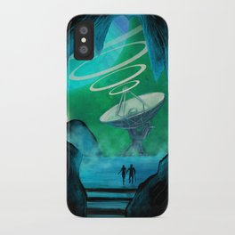 Expansion Volume IV Poster iPhone Case
