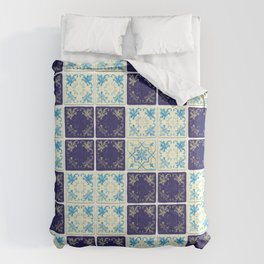 Chequer Tiles Comforters