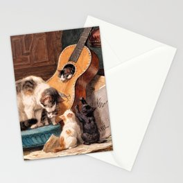 Musician - Digital Remastered Edition Stationery Cards