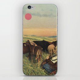 Second Summer iPhone Skin