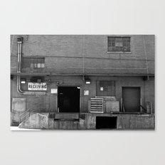 Finkl Canvas Print