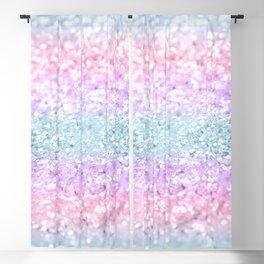 Unicorn Girls Glitter #11 #shiny #pastel #decor #art #society6 Blackout Curtain