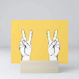 Peace I Mini Art Print