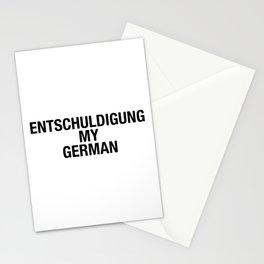 GERMANY Stationery Cards