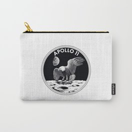 Apollo 11-50th Anniversary,Logo,Insignia,Lunar Landing,Moon.Space Carry-All Pouch