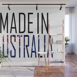 Made In Australia Wall Mural