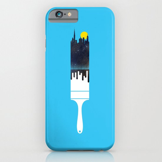 Paint the Town iPhone & iPod Case