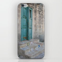 Turquesa iPhone Skin