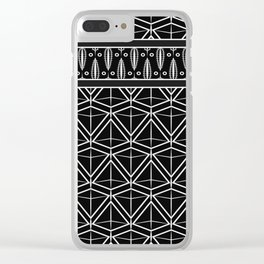"Art Deco . No. 17 ""mirabelle 2 "" Clear iPhone Case"