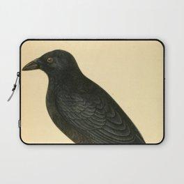 Naturalist Crow Laptop Sleeve