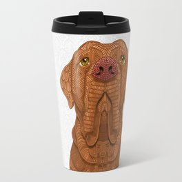 Bordeaux Mastiff Travel Mug