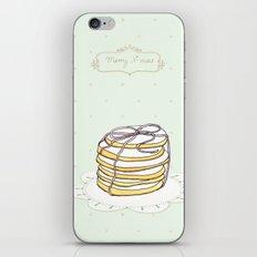 x-mas cookies iPhone & iPod Skin