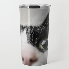 Funny Cat Travel Mug