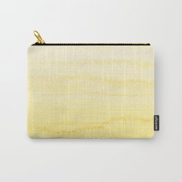 WITHIN THE TIDES - SUNNY YELLOW Carry-All Pouch