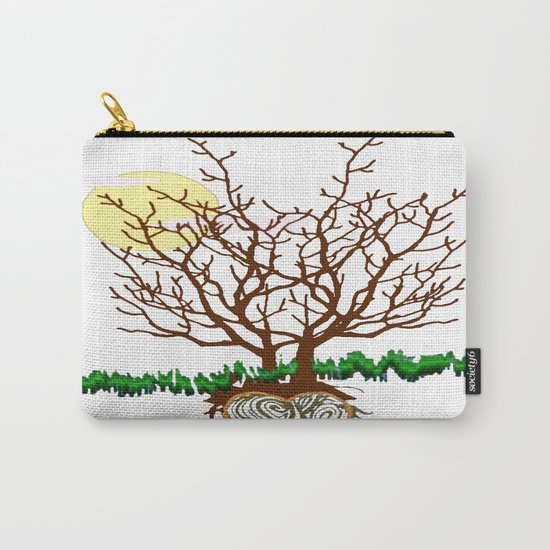 The Loving Tree Carry-All Pouch