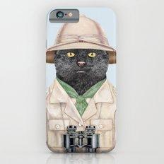 Safari Cat Slim Case iPhone 6s