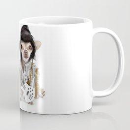 Elvis Chihuahua Coffee Mug