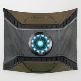 Arc Reactor hero Wall Tapestry