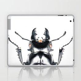 Beetles #2 (Odontolabis Siva) Laptop & iPad Skin