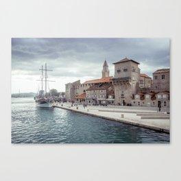 Trogir 1.5 Canvas Print
