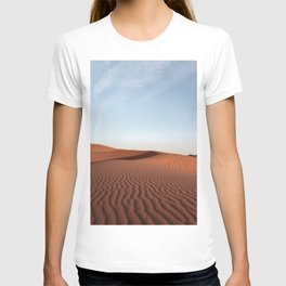Fine Desert Structures in the Sahara Desert in Morocco Art Print | Travel Photography T-shirt