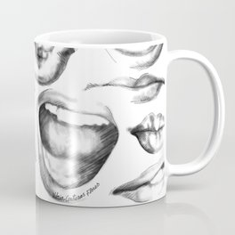 The SENSUALIST Collection (Taste) Coffee Mug