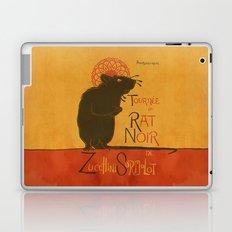 Le Rat Noir Laptop & iPad Skin