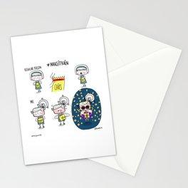 #Makeitrain Stationery Cards