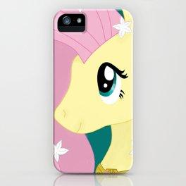 Fluttershy iPhone Case