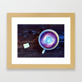 megacosm Framed Art Print