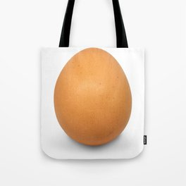 Chicken Egg , the brown eggs Artistic inspiration Tote Bag