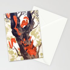 The Devils of Dark Bark Stationery Cards