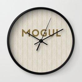 Mogul Metro Wall Clock
