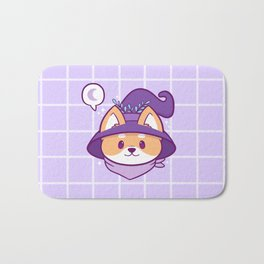 Witch Doggo Bath Mat