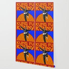 kung fu kenny poster Wallpaper