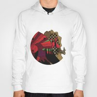 carnival Hoodies featuring CARNIVAL by NINTH VERTICAL