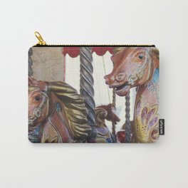 Casey And Daisy Carry-All Pouch