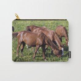 SICILIAN HORSEPOWER Carry-All Pouch