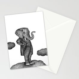 King of the world Stationery Cards