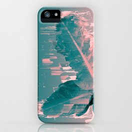 Banana Leaf Went Way Too Fast! iPhone Case