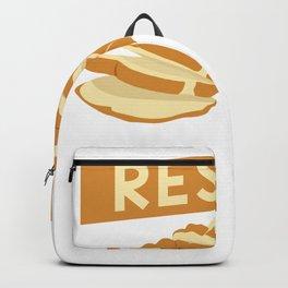 Resist Bread Backpack