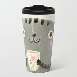 I♥you Travel Mug