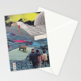Acid Trip Stationery Cards