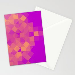 Losang Pattern Stationery Cards
