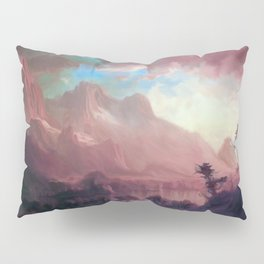 Ancient Towers Pillow Sham