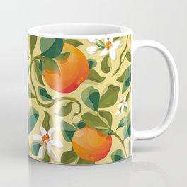 Summer Orange Coffee Mug
